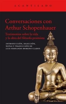 Conversaciones Schopenhauer